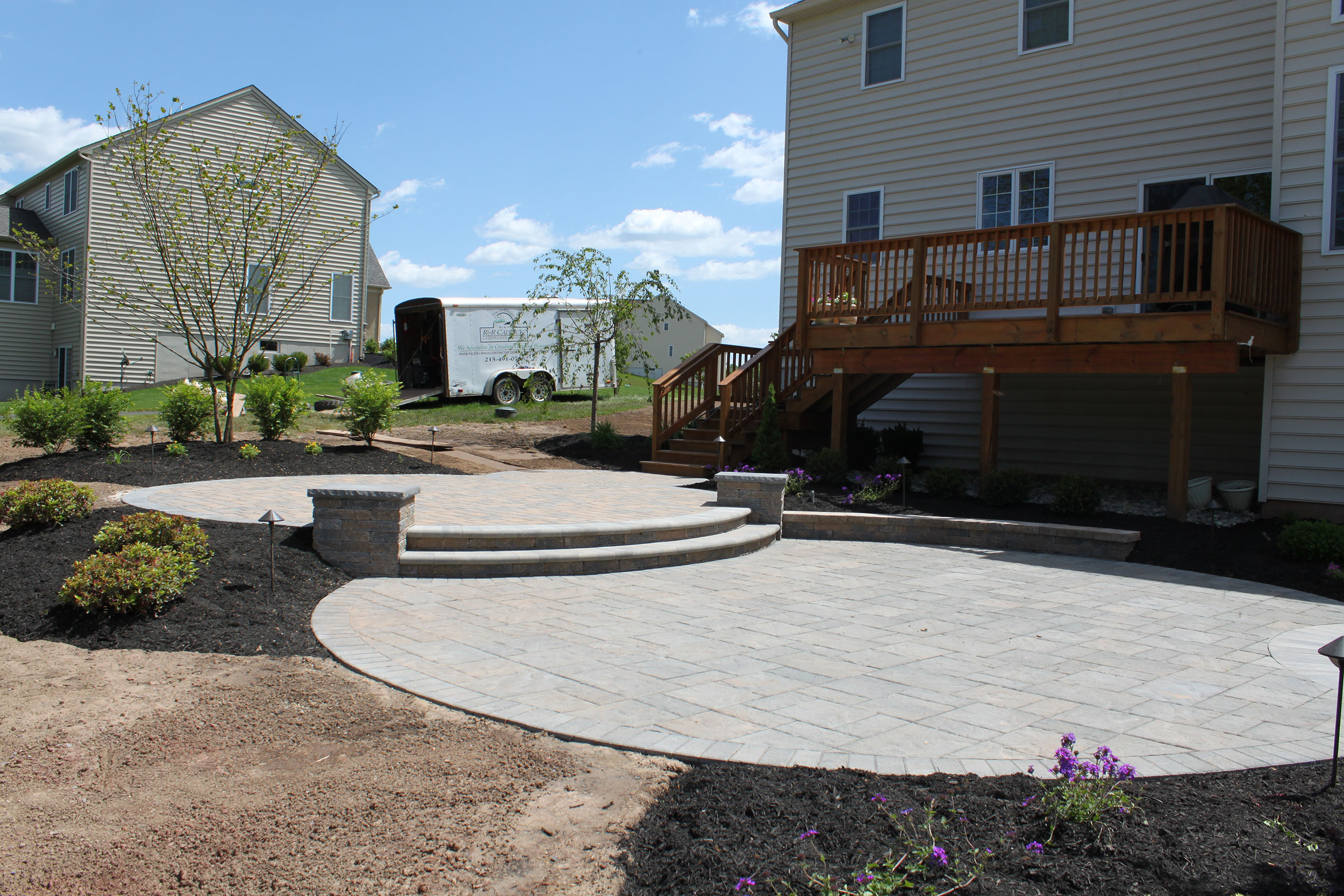Techo-bloc-Patio-landscape-design