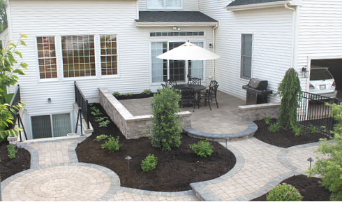Blueprint to Maximize Small Backyard Space