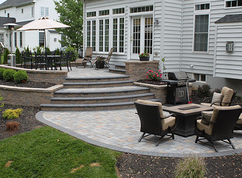 Patio / Hardscapes