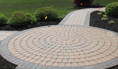 Circular Walkway Path