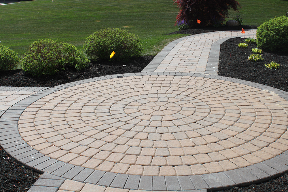 Walks Enterances Steps R Amp R Caddick Landscape Design